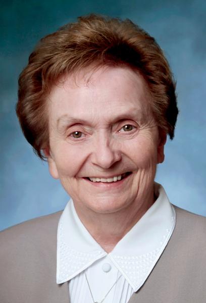 Rachelle Watier, SCO, Superior General